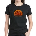 St. John, USVI Women's Dark T-Shirt