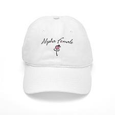 Alpha female Baseball Cap