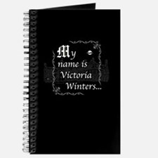 Victoria Winter B&W Journal