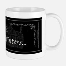 Victoria Winter B&W Mug