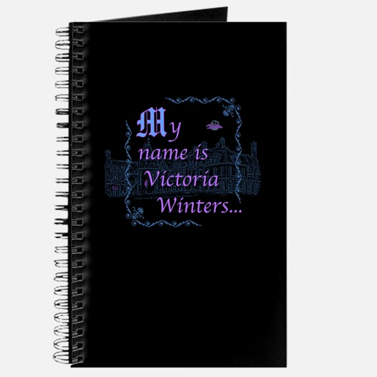 Victoria Winters Color Journal