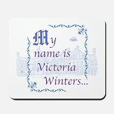 Victoria Winters Color Mousepad