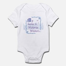 Victoria Winters Color Infant Bodysuit