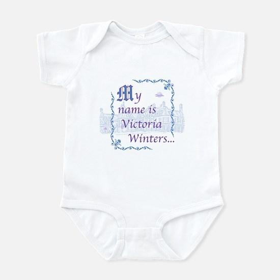 Victoria Winters Color Infant Bodysuit