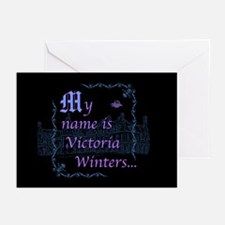 Victoria Winters Color Greeting Cards (Pk of 10)