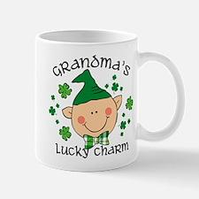 Grandma's Lucky Charm Boy Mug