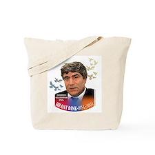 Hrant Dink Tote Bag