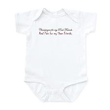 Champagne Infant Bodysuit