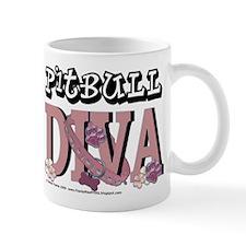 Pitbull DIVA Mug