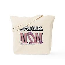 Pitbull MOM Tote Bag