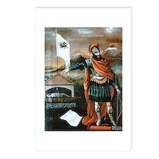 Armenian Hero Hayk Postcards (Package of 8)