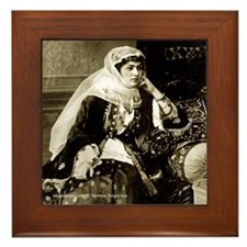 Armenian Heritage Photo Framed Tile