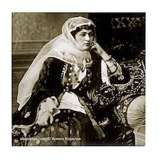 Armenian Heritage Photo Tile Coaster