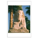 Luxor Sphinx Large Poster