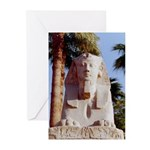 Luxor Sphinx Greeting Cards (Pk of 10)
