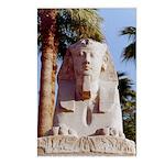 Luxor Sphinx Postcards (Package of 8)