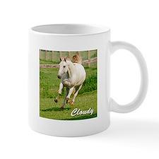 """Cloudy"" Mug"