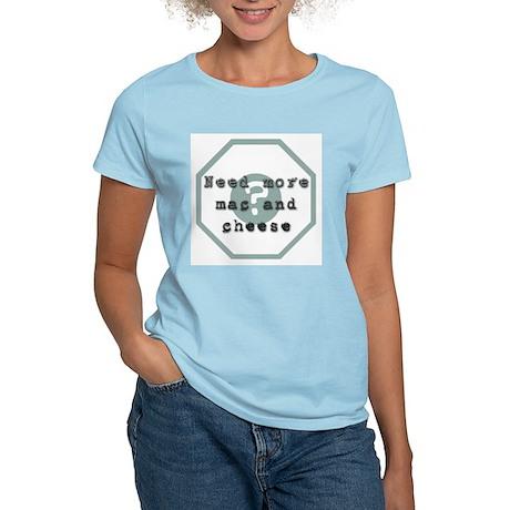Mac And Cheese Women's Light T-Shirt