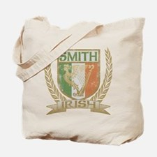 Smith Irish Crest Tote Bag