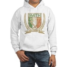 Smith Irish Crest Hoodie
