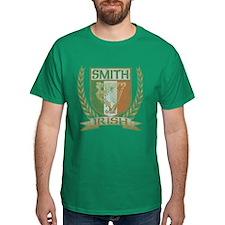 Smith Irish Crest Dark T-Shirt