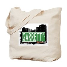 Garrett Pl, Bronx, NYC Tote Bag