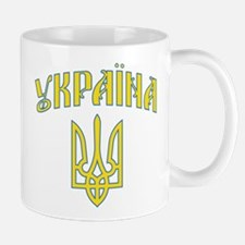 Old Ukraine Mug
