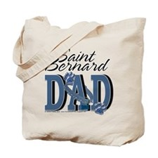 Saint Bernard DAD Tote Bag