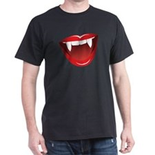 CRAZYFISH fangs T-Shirt