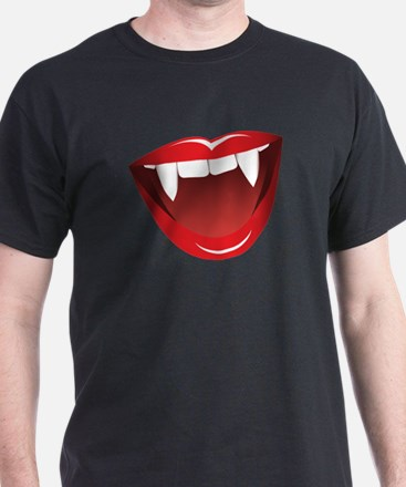 CRAZYFISH fangs T-Shirt