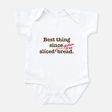 Best Thing Since Sliced GF Br Infant Bodysuit