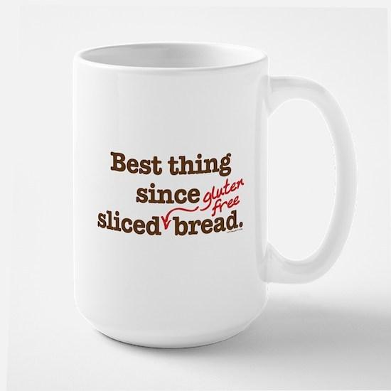 Best Thing Since Sliced GF Br Large Mug