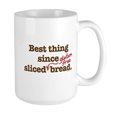 Best Thing Since Sliced GF Br Mug