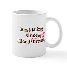 Best Thing Since Sliced GF Br Mug