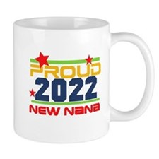 2014 Proud New Nana Mug