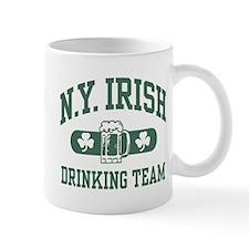 New York Irish Drinking Team Mug