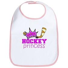 Hockey Princess Girl's Bib