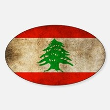 Lebanon Decal