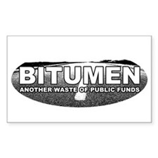 Bitumen - Another Waste of Pu Decal