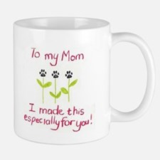 Cute Birthday from pets Mug
