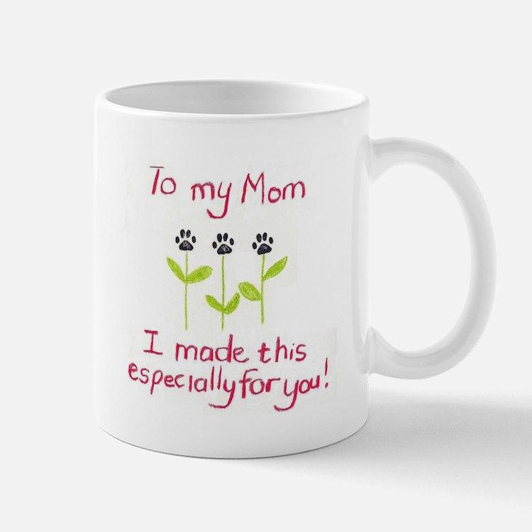 Cute Birthday from dog Mug