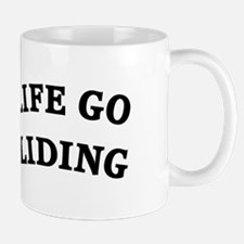 Enjoy Life Go Hang Gliding Mug