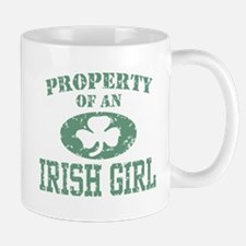 Property of an Irish Girl Mug