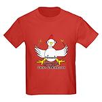 Cocky Contractor Kids Dark T-Shirt