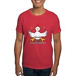 Cocky Contractor Dark T-Shirt