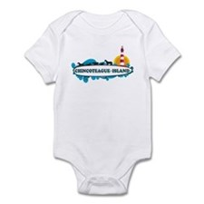 Chincoteague Island VA Infant Bodysuit