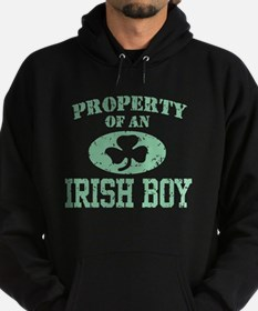 Property of an Irish Boy Hoodie