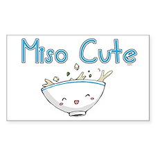 Miso Cute 2 Decal