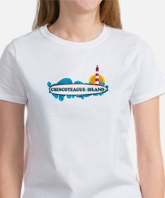 Chincoteague Island VA Women's T-Shirt