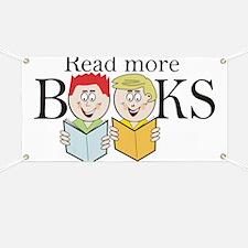 Bookreader bargain Banner